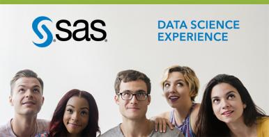 Virtual SAS Data Science Experience
